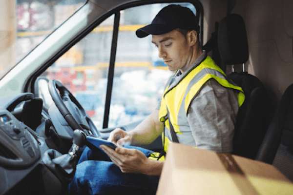 Multiple Stop Route Planner For Delivery Drivers | How Does It Work? image
