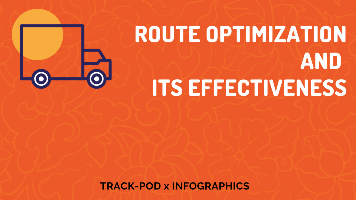 Route optimization and its effectiveness. How COVID-19 has affected delivery businesses. image